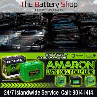 Long Lasting Car Battery - On-Site Car Battery Replacement