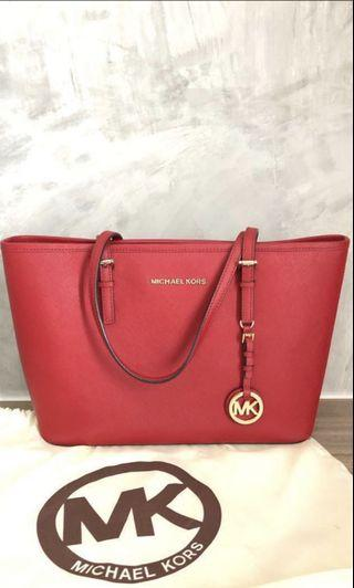 Authentic Michael Kors Tote Bag Small