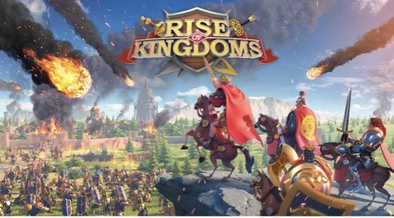 Rise of Kingdoms iOS Account - 80M Power and More
