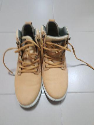 CAT high cut shoe