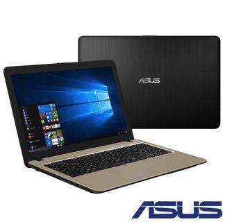 ASUS X540MA 15吋筆電 (N4000/UMA/4G/500G/黑