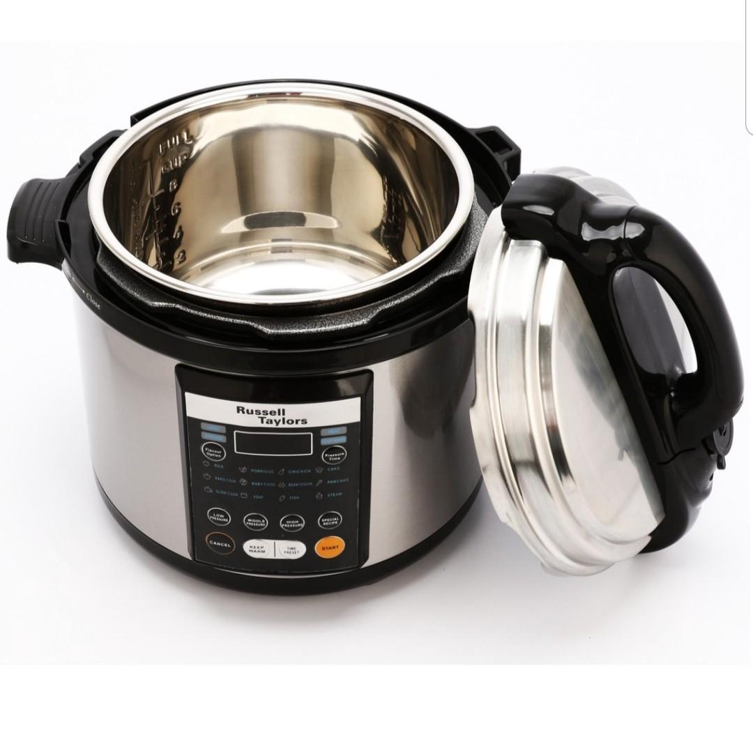 4L pressure cooker