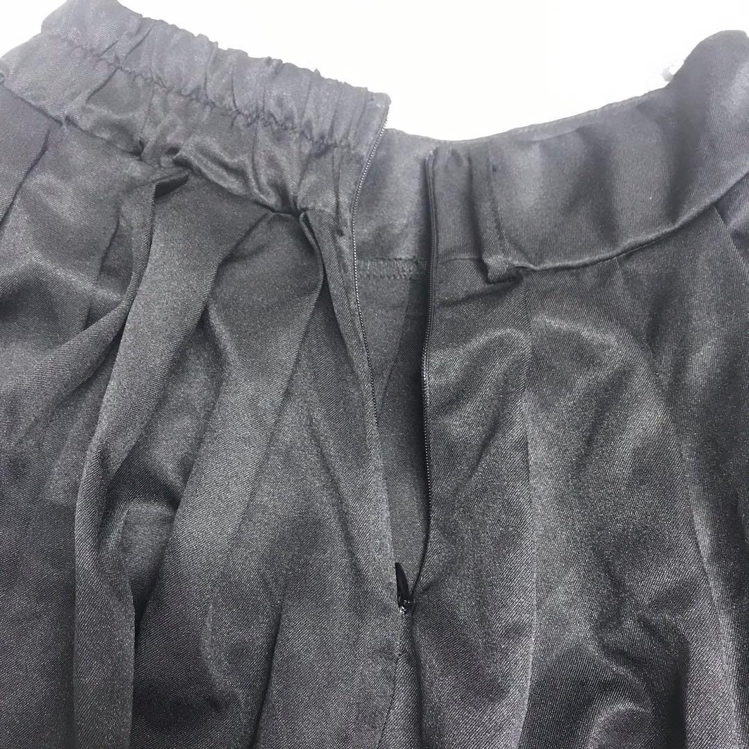 黑色半截裙