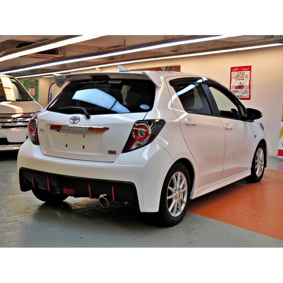 2014 Toyota Vitz GS