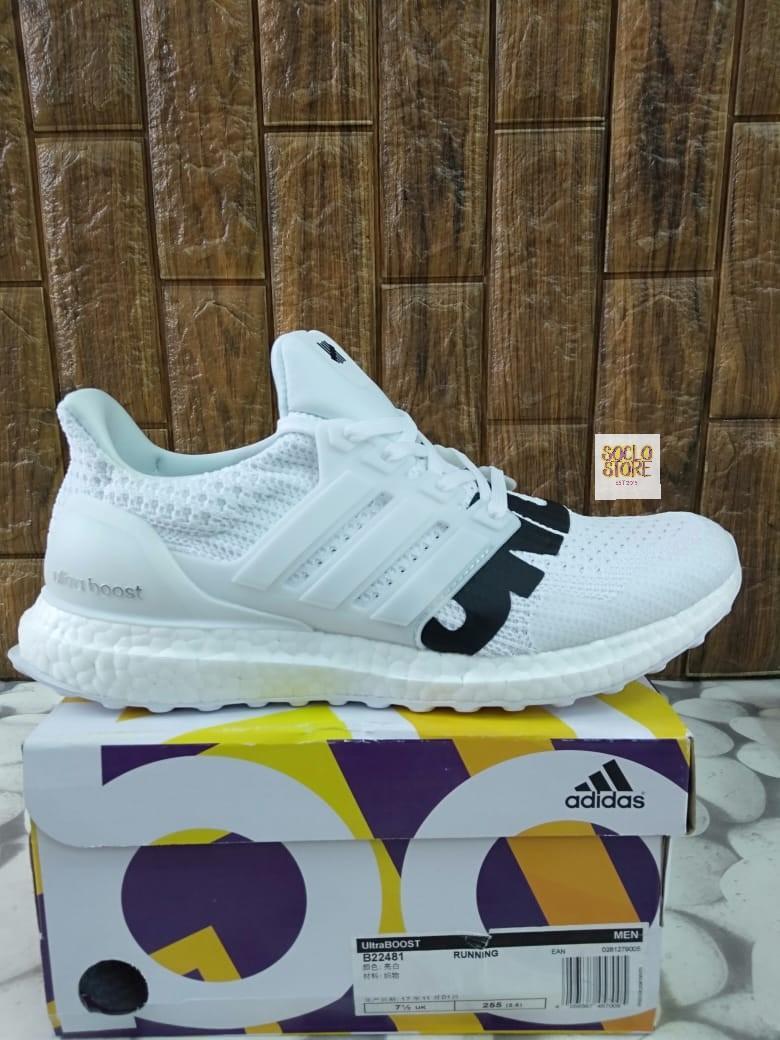 adidas ultra boost 1.0 undftd white