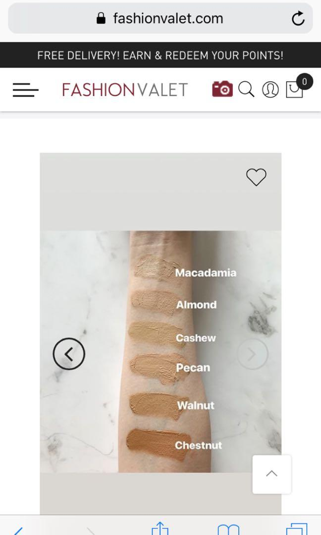 All Covered Makeup Foundation In Walnut