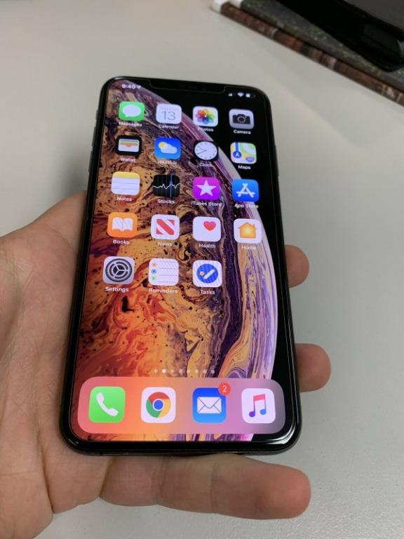 Apple iPhone XS Max - 64 GB - Space Grey (Unlocked)
