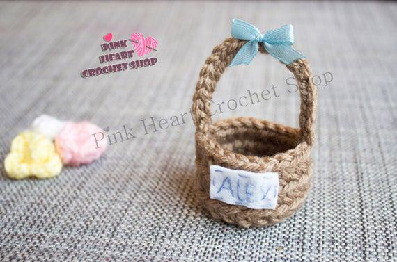 Baby shower little Basket