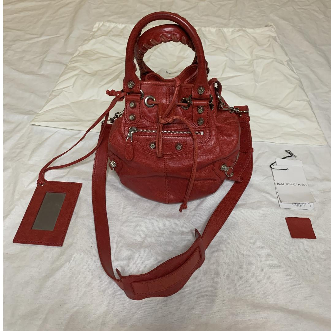Balenciaga Mini Pompon Bag 61 Remise Www Muminlerotomotiv Com Tr