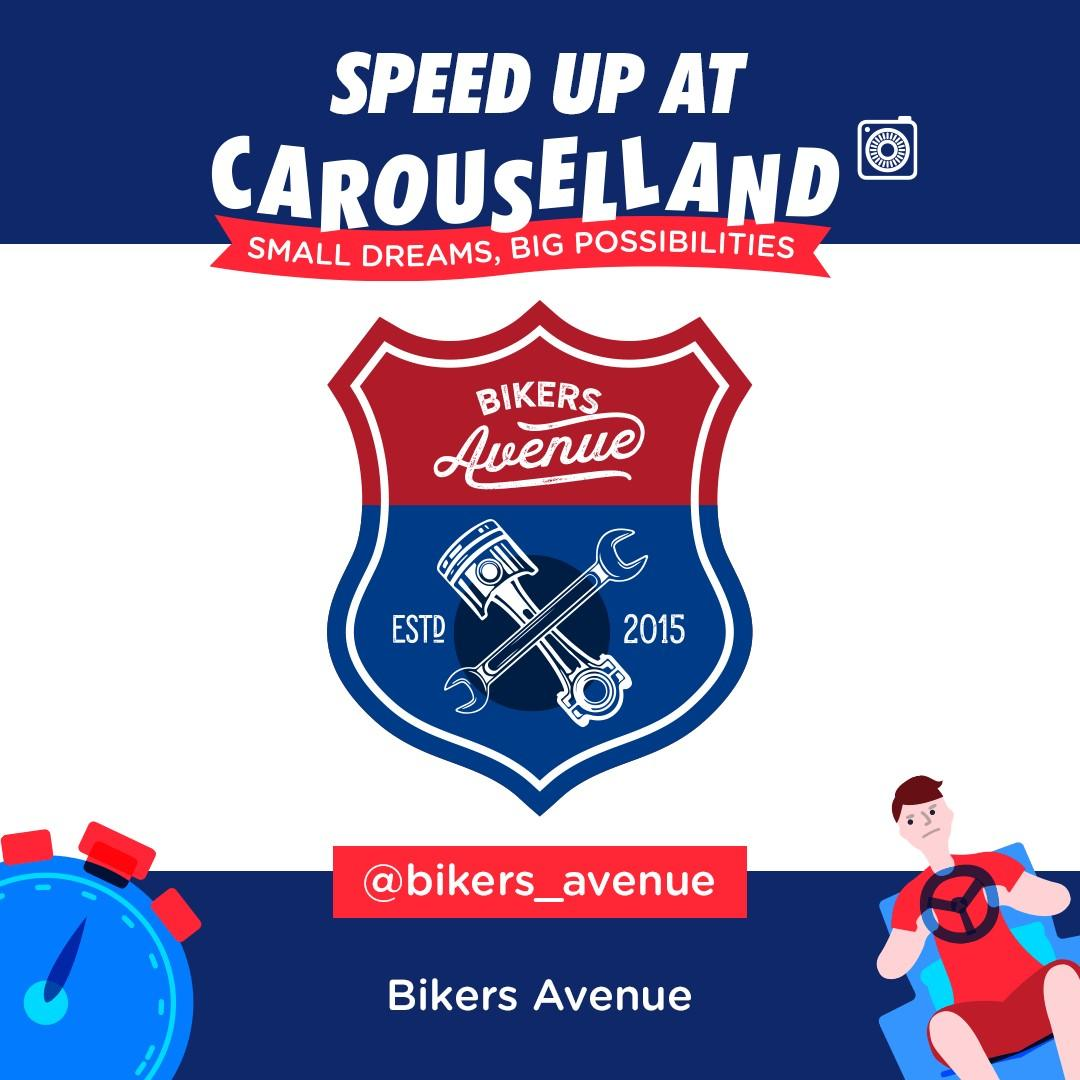 Bikers Avenue @ Carouselland