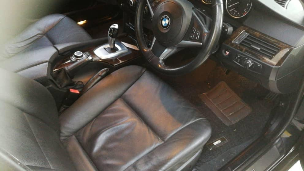 Bmw e60 525 lciMsport Vacuum door Selling at RM10,300
