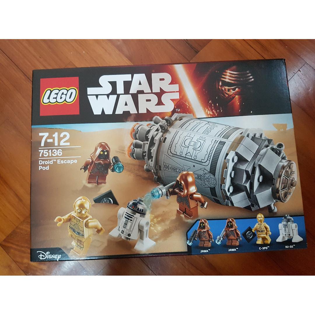 Sticker 136-Lego Star Wars 2020