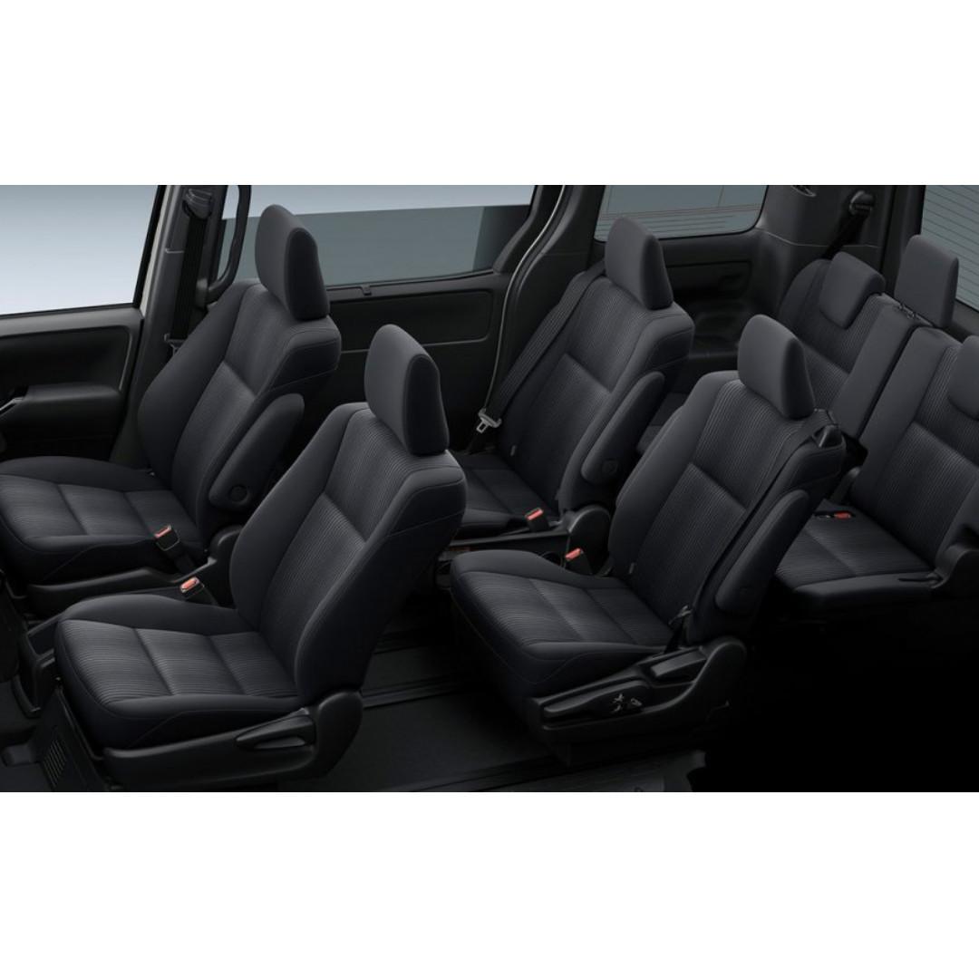 Brand New 2019 Toyota Noah 1.8 Hybrid 2 X Power doors