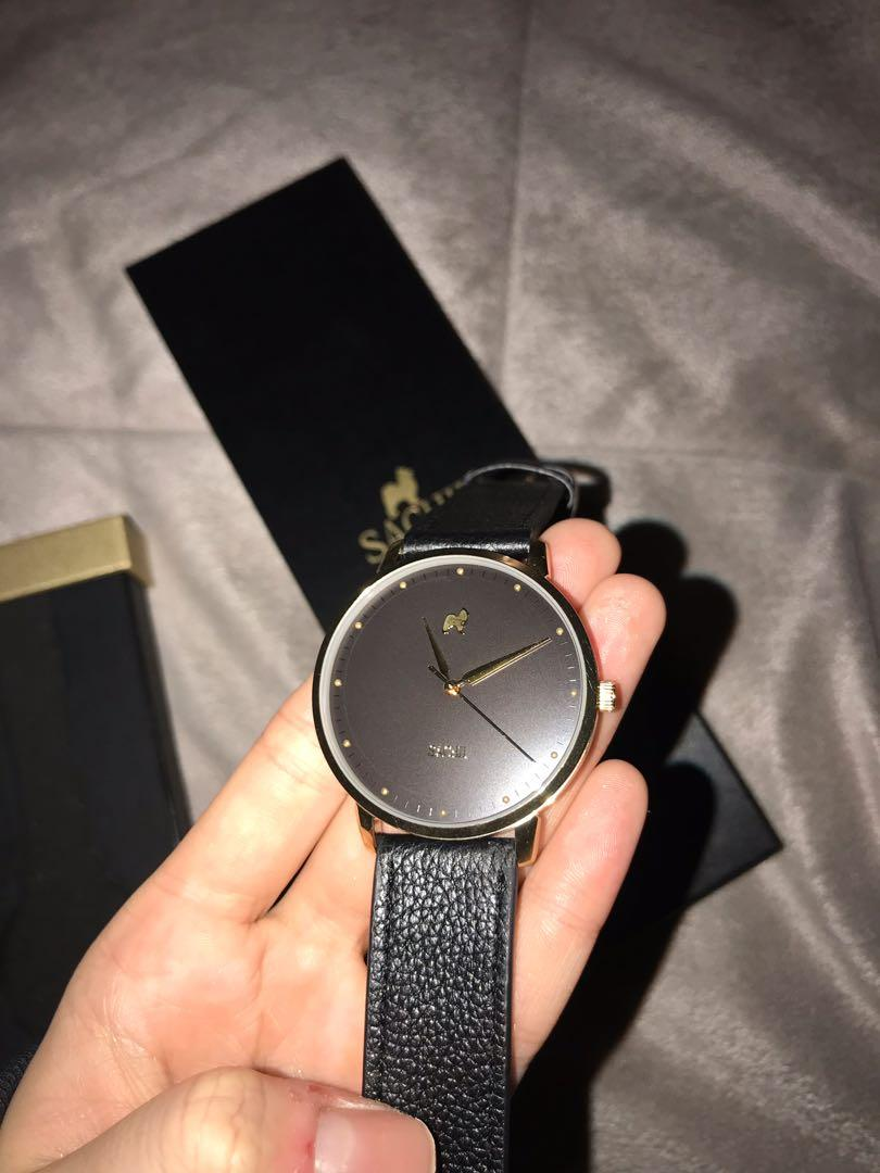 Brand New Gold Watch (SachiWatches)