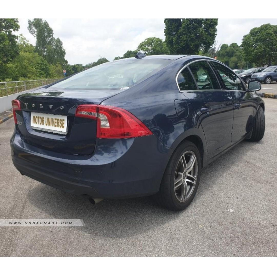 Cheapest Long Term Rental Volvo S60 1.6 T4