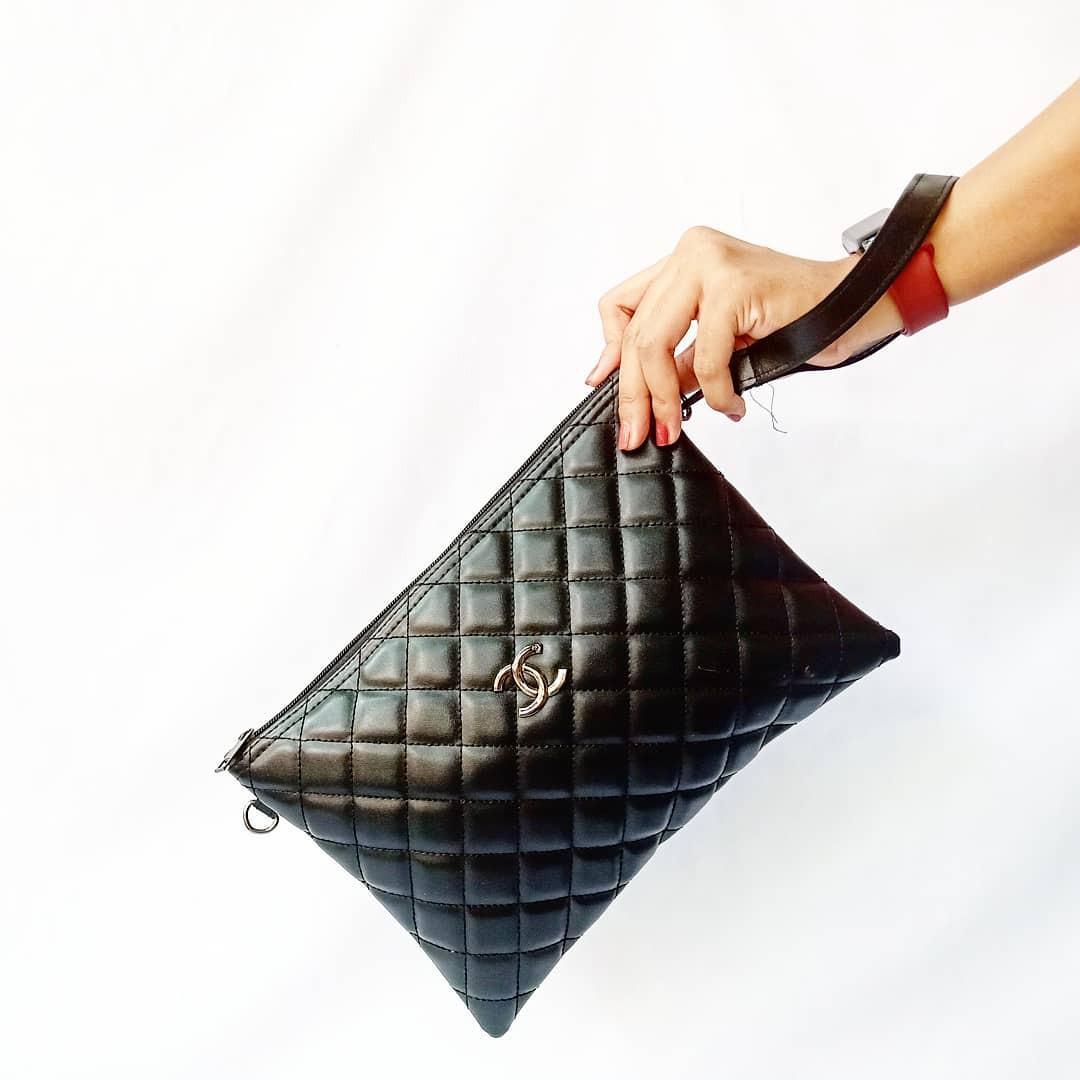 Clutch chanel murah / sling bag chanel murah / clutch murah / tas murah