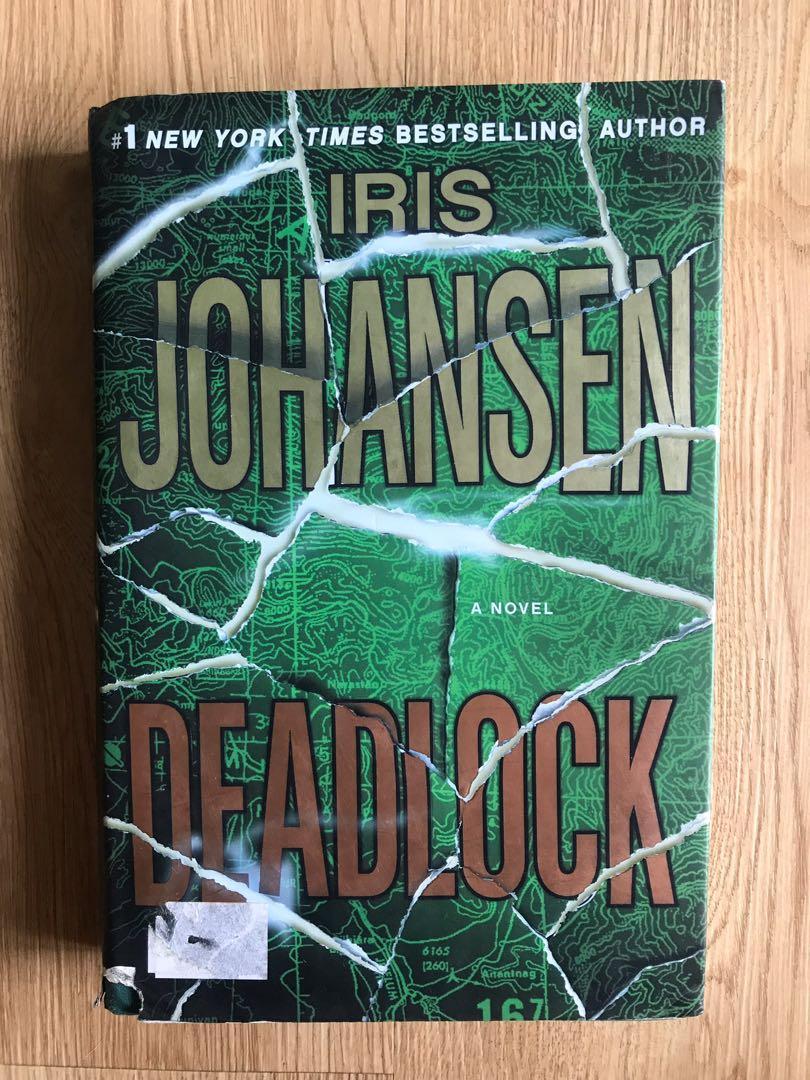deadlock iris johansen
