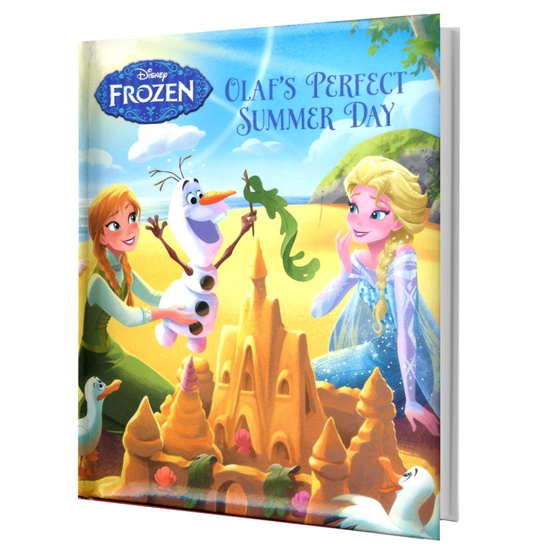 Disney Frozen Olaf's Perfect Summer Day | English | Story Book | Children's Book