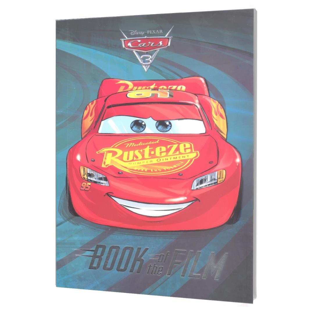 Disney Pixar Cars 3 - Book of the Film | English | Story Book | Children's Book