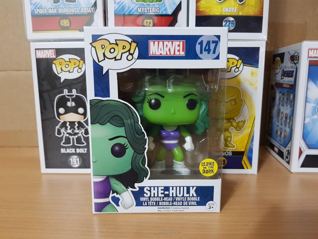 Funko Pop Marvel 147 She-Hulk