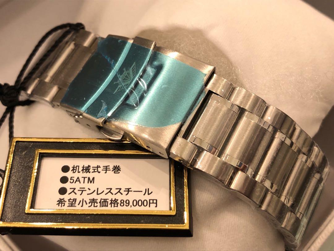 日本fxxking 機械上鏈手表