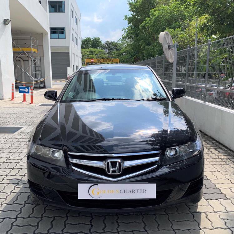 Honda Accord JDM 2.0A In good condition PHV Go Jek Grab/Cheap car rental