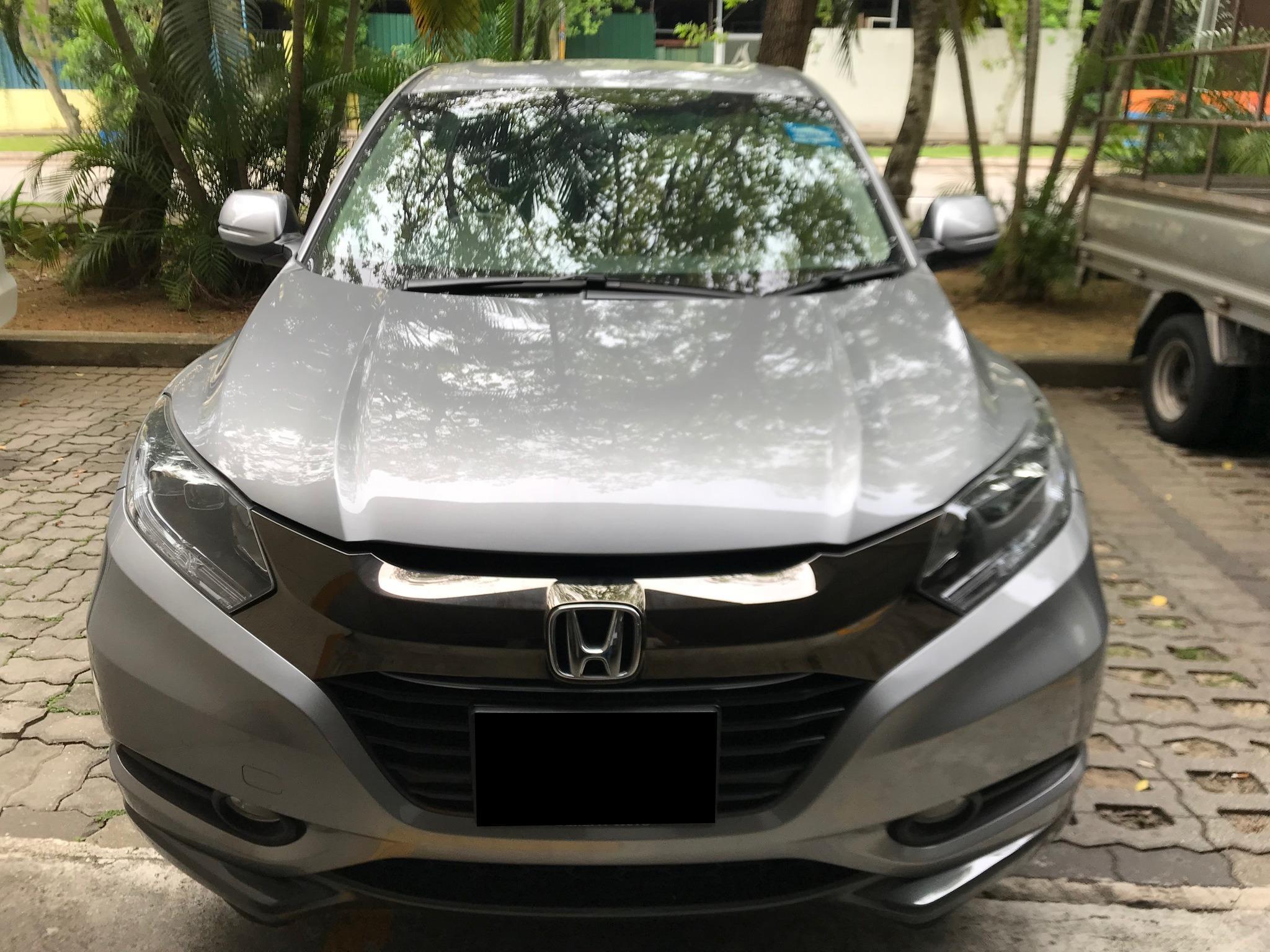 Honda VEZEL HYBRID 1.5X