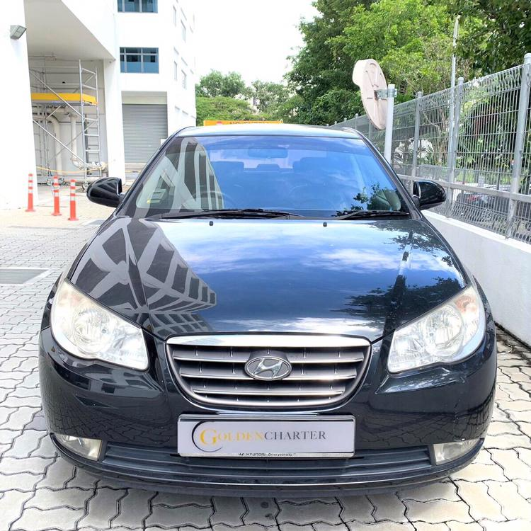 Hyundai Avante 1.6A In good condition Phv Go Jek Grab Personal Use/ Cheap car rental