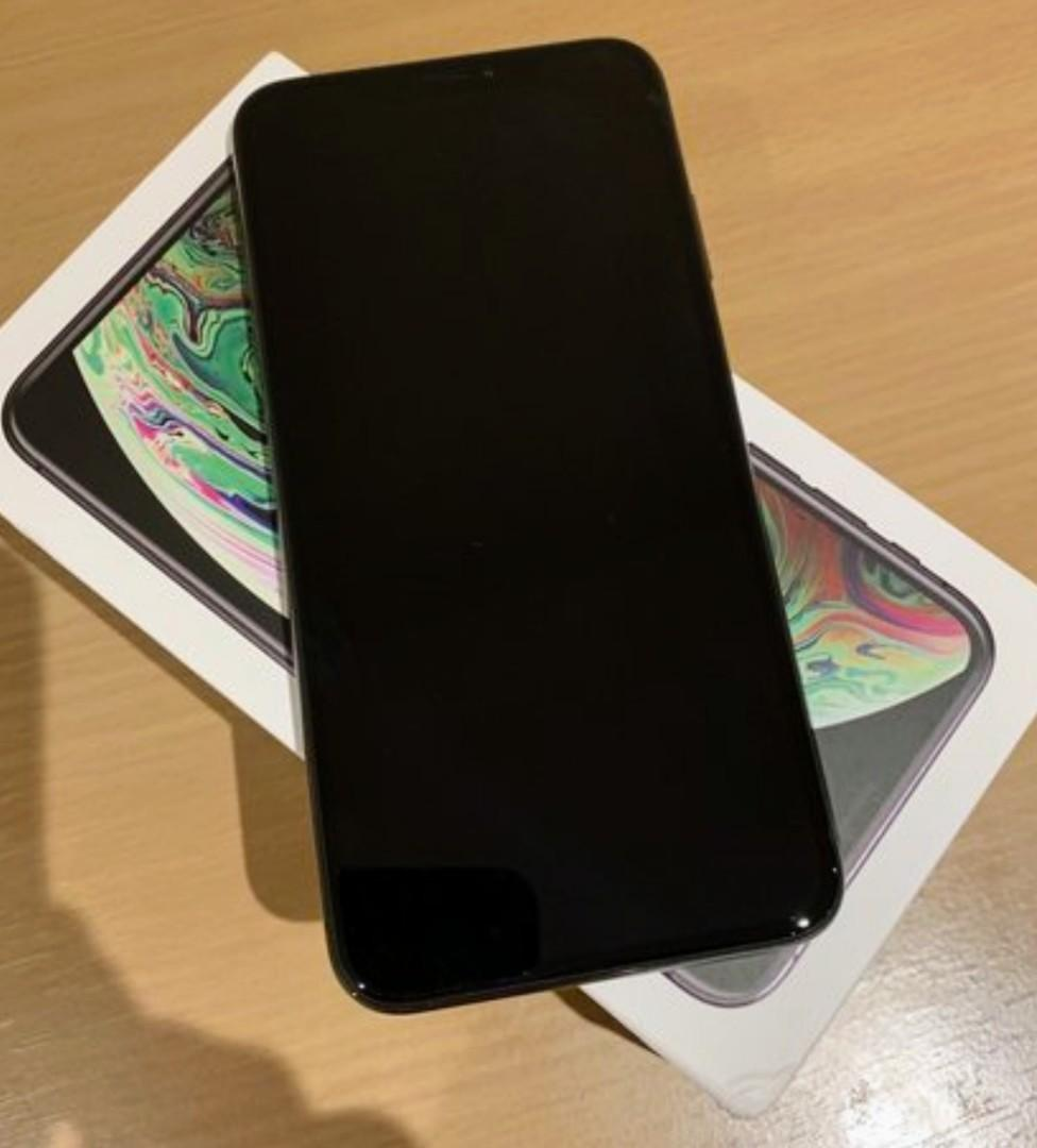 iPhone Xs Max (256 GB)  In Excellent  Condition With Box Etc,