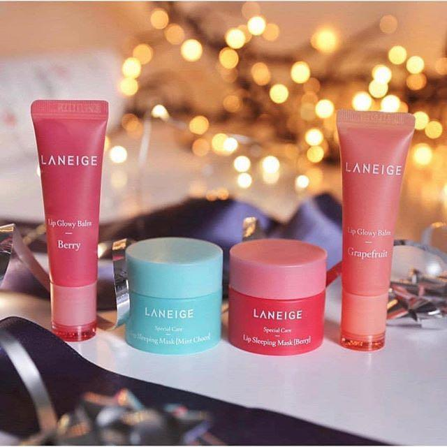 Laneige Lip Care Set Limited Edition (Holiday Collection)