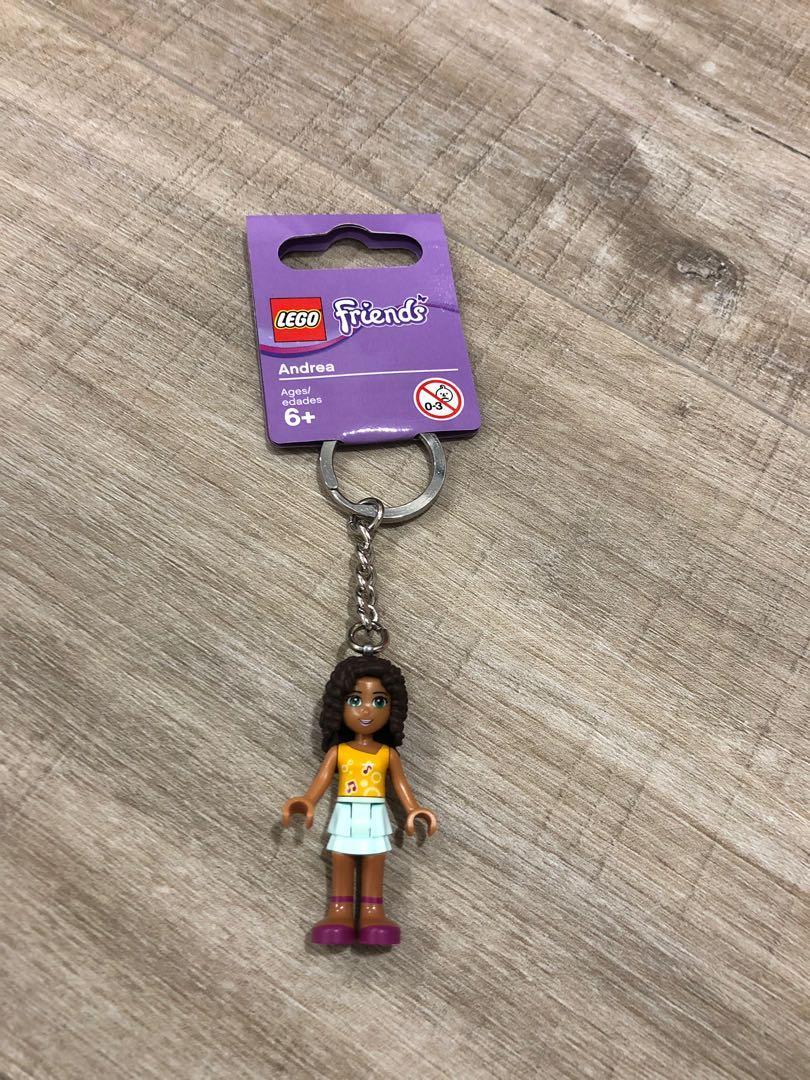 LEGO Disney Princess Keychain
