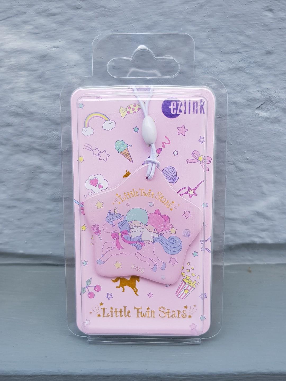 Little Twin Stars Sanrio Ezlink Charms