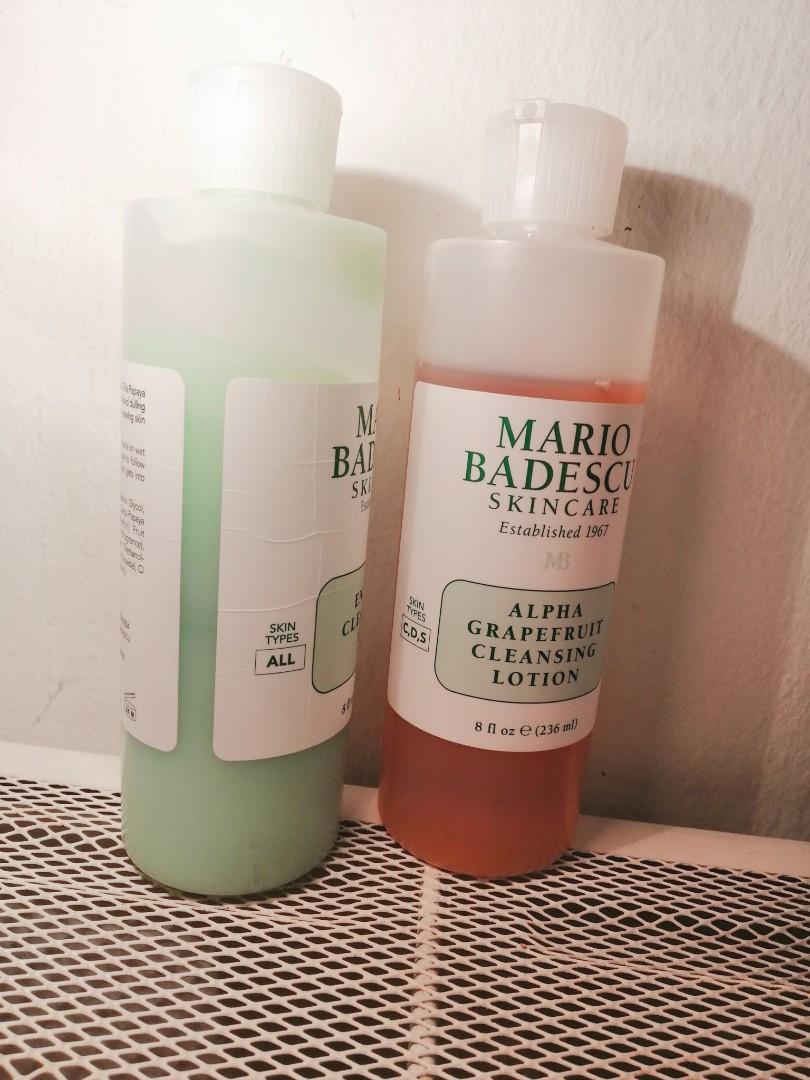 Mario Badescu Toner Facial Wash Health Beauty Face