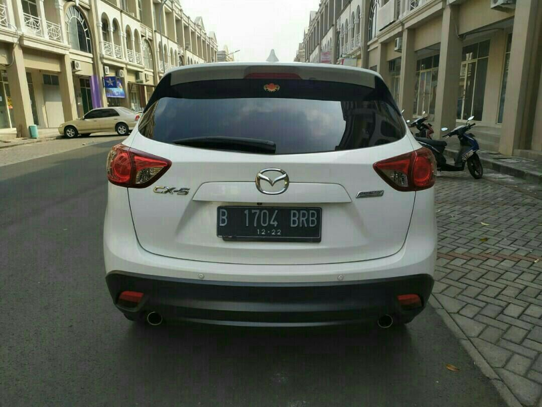 MAZDA CX-5 Grand Touring 2.0 High 2012AT..Good Condition