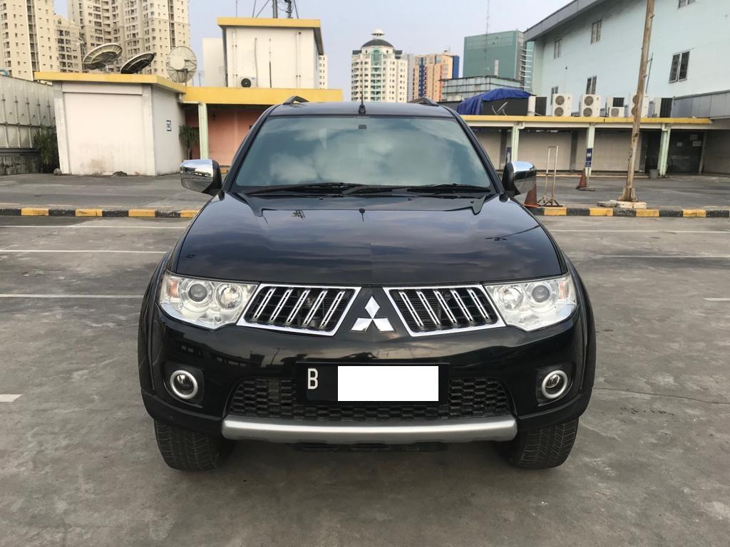 Mitsubishi Pajero Sport Exceed 2.5 a/t Diesel 2009