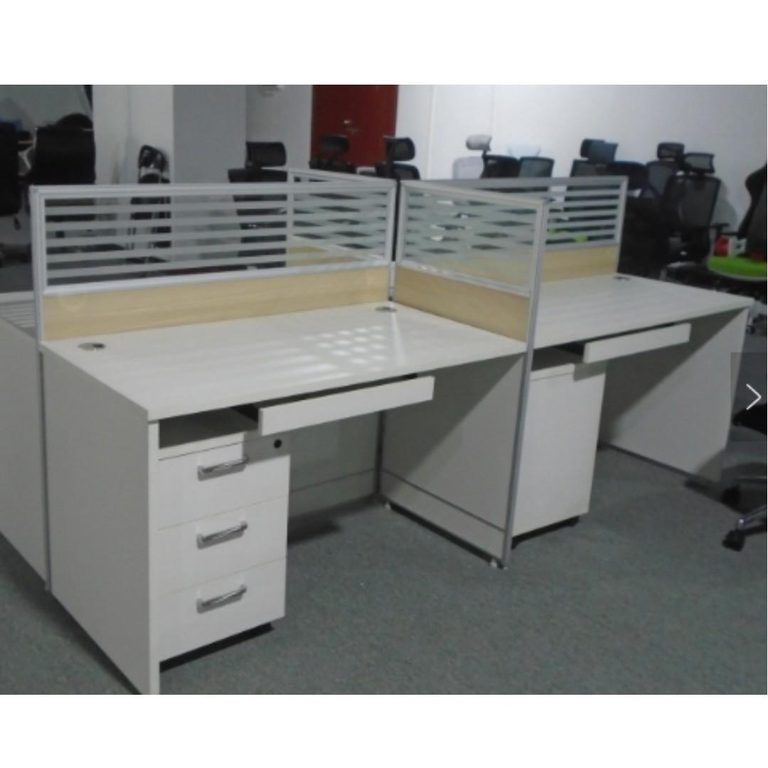 Modular Office Partition Cubicle Workstation Call Center