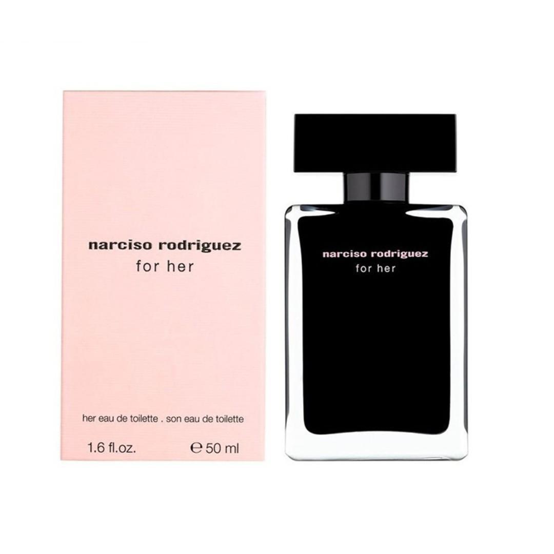 Narciso Rodriguez for Her EDT 50ML or 100ML /納茜素她的同名女士淡香水 50ML or 100ML - Women's Fragrance