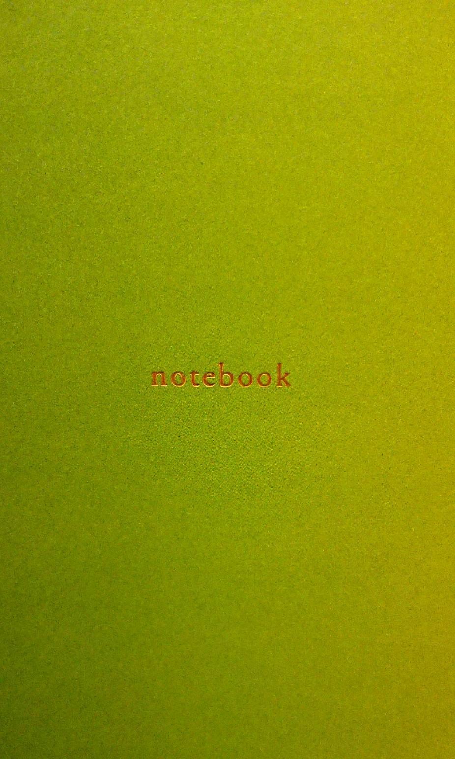 O-Check Design Graphics Exercise Book - Supernova Green