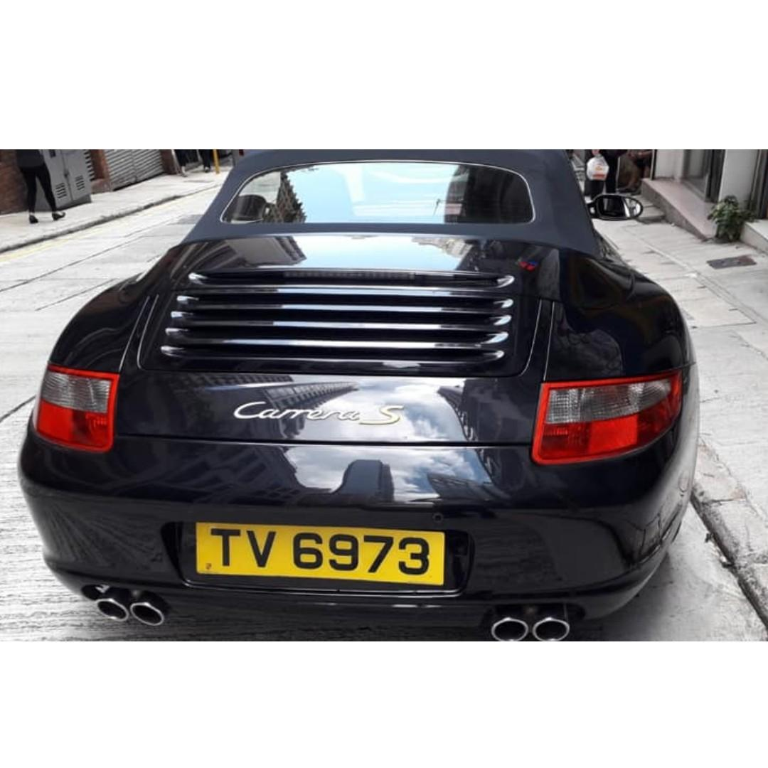 Porsche Carrera S Auto
