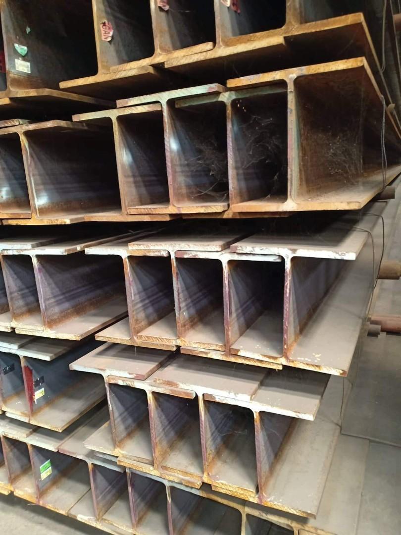 Quality steel i beam h beam wide flange tubular c channel