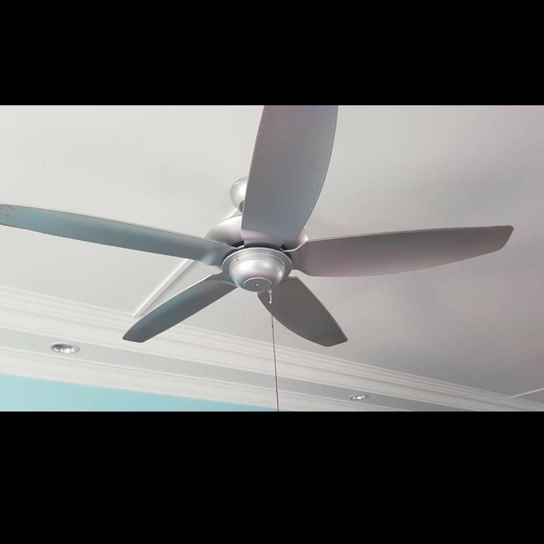 Repair Slow Faulty Home Ceiling Fan