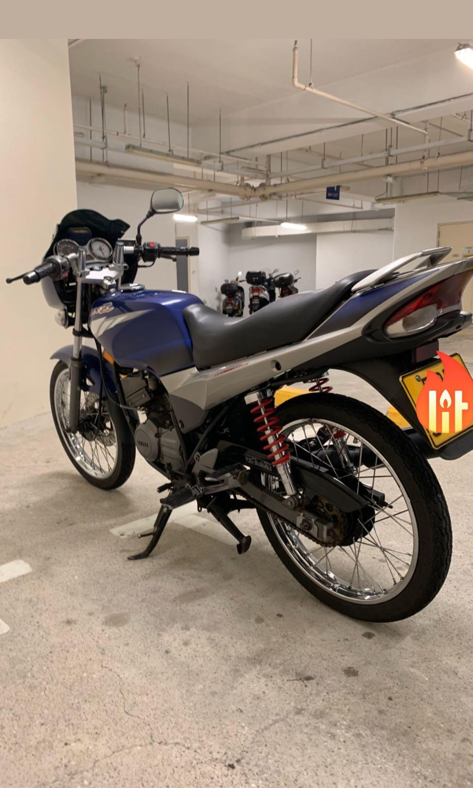 Selling my rxz, coe 2029!! Renewable and also willing to trade with spark 135. Pm for more details.