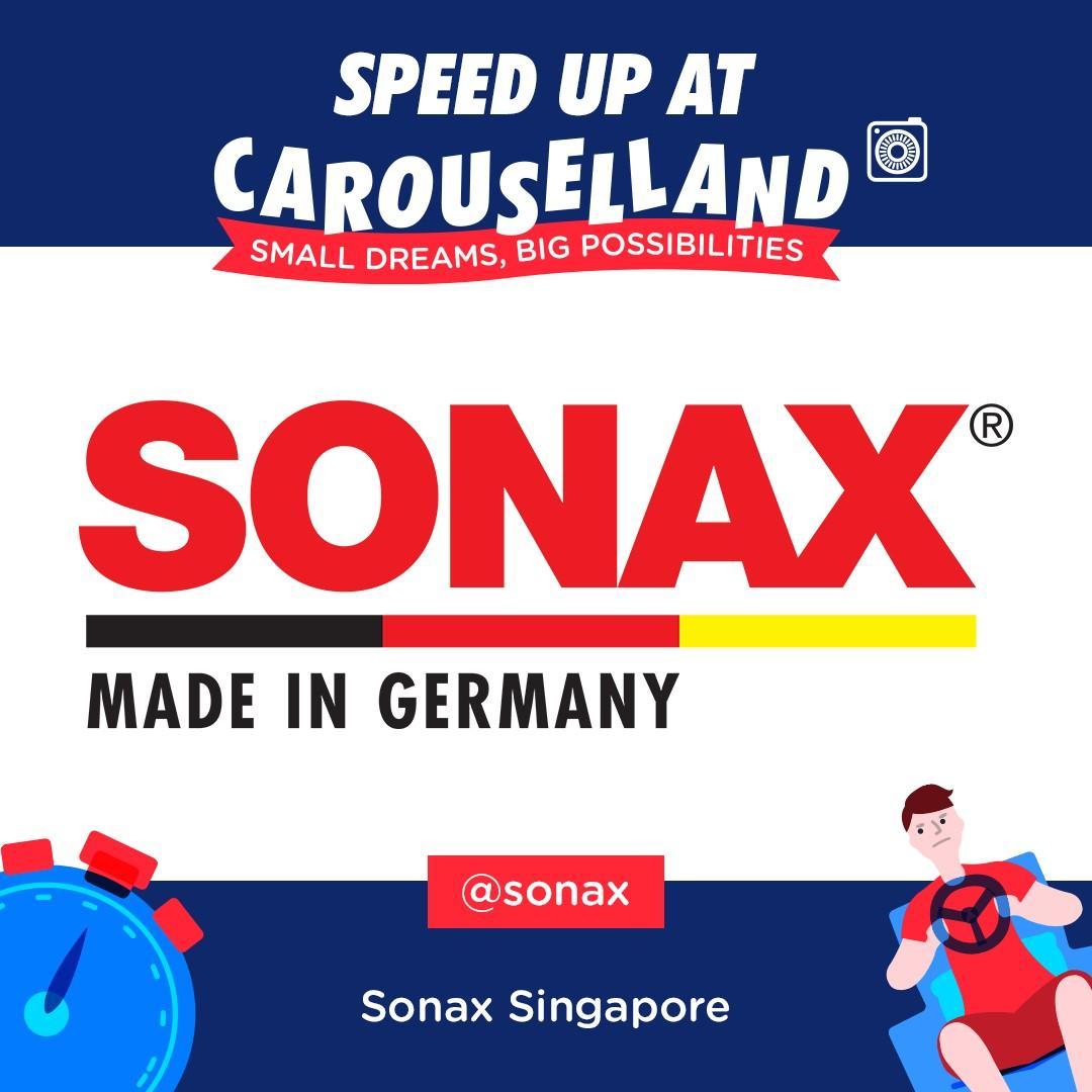 Sonax Singapore @ Carouselland