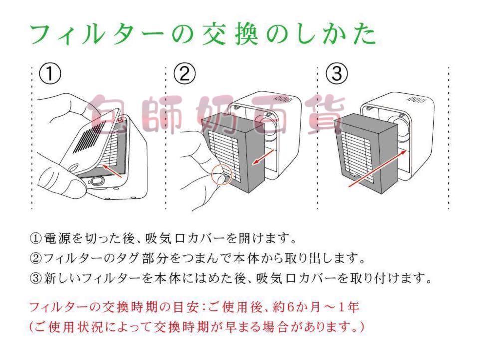 🇯🇵日本Topland 桌上空氣清淨機