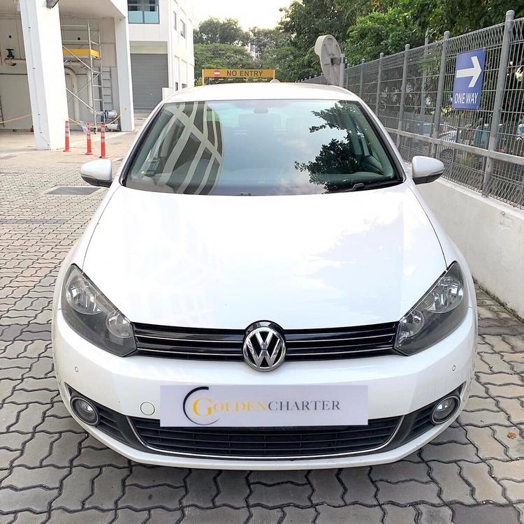 Volkswagen Golf 1.4A $52 In good condition/ Personal Use PHV Go Jek Grab Cheap Car Rental