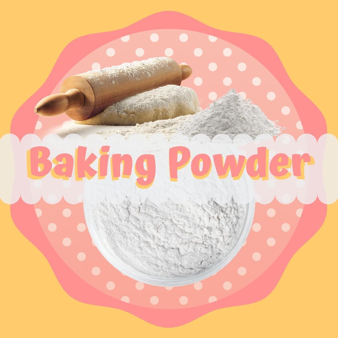 Wholesale Baking Ingredients: Baking Powder on Carousell