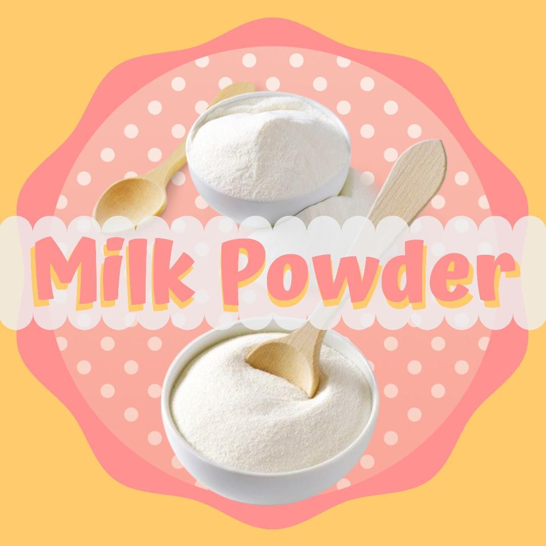 Wholesale Baking Ingredients: Skim Milk Powder, Buttermilk