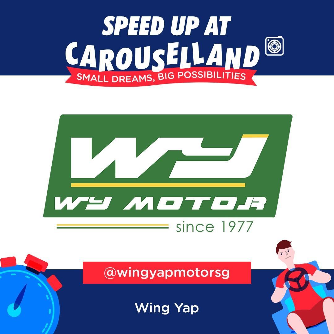 Wing Yap @ Carouselland