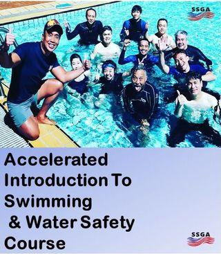 Accelerated Introduction To Swimming & Water Safety Course