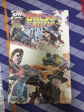 Back to the Future #1 (Comic Block Exclusive)